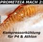 Chip-Con Prometeia Mach 2: Bester Kompressor-Kühler für x86-CPUs