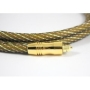HD Zone TOSLINK to TOSLINK 2m Cable - Gold