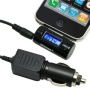 Tiny LCD Wireless FM transmitter for Apple iPhone 4 MP3 player