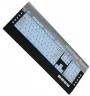 Frisby K7390EL Slim Full Size Illuminated Multimedia Keyboard, USB