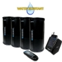 SPK-VELO-4KIT2 Audio Unlimited Wireless Speakers - 4 Speakers 900MHz New