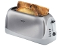 Oster Brushed Stainless and Gray Toaster