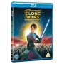 Star Wars: The Clone Wars (2008) (Blu-ray)