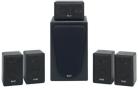 KLH HTA-9706 6-Piece 100-Watt Home Theater Speaker System