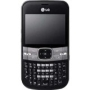 LG GW305 Quadband GSM Unlocked Phone with 2 MP Camera, Full Qwerty Keyboard, MP3/MPEG4 Players and Memory Card Slot--International Version with Warran
