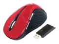 Spyder Wireless Laser Mouse - Red