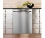General Electric PDW9980LSS Stainless Steel 24 in. Built-in Dishwasher