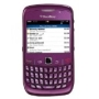 Blackberry Gemini 8520 Purple Unlocked Cell Phone with 2 MP Camera, Bluetooth, Wi-Fi--International Version with No Warranty (Purple)
