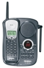 Uniden EXAI-2248 2.4 GHz Analog Cordless Phone with Caller ID and Digital Answering System (Charcoal)
