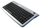 Accuratus Saturn - 2.4Ghz Wireless Keyboard with Optical Trackball