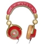 iHip NFL San Francisco 49'ers Team Logo DJ Headphone
