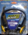 Panasonic RF-SW150 Shockwave AM/FM Headphones