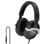 Sony DRZX701iP Around-Ear Stereo Headphones with Mic and Remote