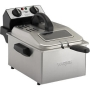 Waring Pro Digital Deep Fryer Stainless steel