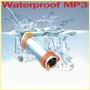 NEW SWIMMER MP3 PLAYER WATERPROOF PORTABLE USB PLAYER WITH 2GB CARD & FM RRP 59.99