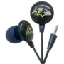 iHip NFF10270BAR NFL BALTIMORE RAV Ear Buds