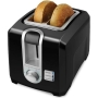 Black & Decker 2-Slice Bread and Bagel Toaster