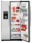 GE PSC23SGRSS 22.6 Cu. Ft. Stainless Refrigerator w/Dispenser