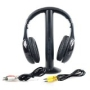 NEEWER 5 in 1 Multifunction Wireless Earphone Headphone for MP3 PC TV CD MP4