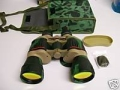 'Enhanced Vision' 20 X 50 Camo Binoculars - Ruby Lens