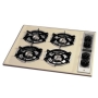 "Frigidaire FFEC2605LS 26"" Electric Cooktop with Coil Elements"