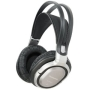 Panasonic Wireless Over Ear Headphones - Silver