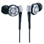 SONY Stereo Headphones MDR-EX500SL BLACK | Inner Ear Headphone (Japan Import)