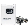 Dane-Elec zMate USB MP3 Player with SD-MMC Slot (White)
