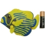 Mini Angel Fish Shower Radio Yellow