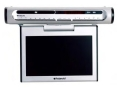 Polaroid 10 Under-the-Cabinet LCD TV with DVD Player