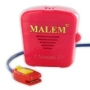 Malem Ultimate Bedwetting Alarm - Recordable Tone w/Vibration