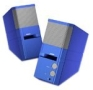 Bose Media Mate Indigo Blue   Powered Speakers