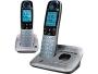 GE Dual handset cordless phone wi