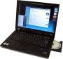 Lenovo ThinkPad R61 - Core 2 Duo T7100 / 1.8 GHz - RAM 1 GB - HDD 80 GB - DVD-Writer - GMA X3100 - Gigabit Ethernet - WLAN : 802.11a/b/g - TPM - Vista