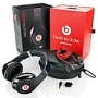 Beats™ Studio HD Headphones with Quadripole™ Cable - Black