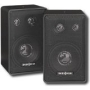 Insignia IS-SP3WAY - Left / right channel speakers - 40 Watt - 3-way