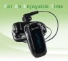 Oricore Bluetooth V2.0 2.4GHz Caller ID Display Stereo Headset A2DP AVRCP 180 Hours Standby 33 Feet Range BLACK ST-66