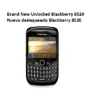 BlackBerry 8520 BLUE BLACKBERRY TELEFONI CELLULARI SMART PHONE DOTATO DI FOTOCAMERA DA DA 2,0 MP. ZOOM DIGITAL