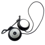 Wireless Bluetooth Hi-Fi Stereo slim behind the neck Headset for MP3 ,MP4, PC Computer, CD, DVD Player, TV w/3.5mm Stereo Jack Device