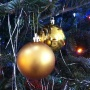 Plastic Shatterproof Ornament Balls, 20ct (Gold)