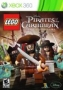 LEGO Pirates of the Caribbean: The Video Game- Xbox 360