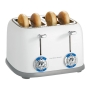 Hamilton Beach 24635 4-Slice Bagel Toaster