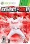 Major League Baseball 2K11- Xbox 360