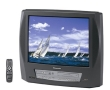 "Panasonic 27"" Triple Play TV DVD"