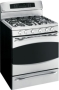 GE Profile 30 In. Freestanding Double Oven Gas Convection Range