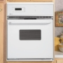 "Maytag 24"" Electric Single Self-Clean Wall Oven with Electronic Controls"