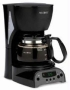 Mr. Coffee DRX5 - coffee maker - black