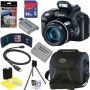Canon Powershot SX50 HS 50x Zoom High-Performance Camera 8GB Bundle
