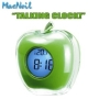 MacNeil MCN300 Green Talking Alarm Clock