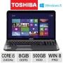 "Toshiba Satellite L855-S5156 15.6"" LED Notebook"